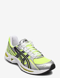 GEL-KYRIOS - tenis - safety yellow/black