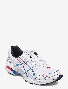 GEL-1090 - lav ankel - white/blue coast