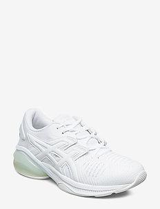 GEL-QUANTUM INFINITY JIN - low top sneakers - white/white