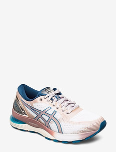 GEL-NIMBUS 21 SPS - WHITE/VIOLET BLUSH