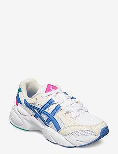 GEL-BND GS - training schoenen - white/blue coast