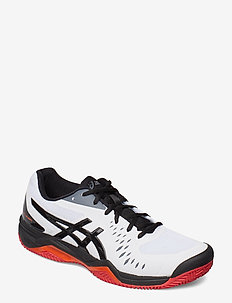 GEL-CHALLENGER 12 CLAY - WHITE/BLACK