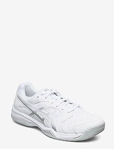 GEL-DEDICATE 6 - WHITE/SILVER