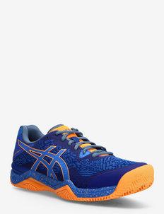 GEL-PADEL ULTIMATE - racketsportsskor - monaco blue/electric blue