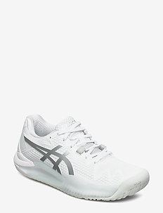 GEL-RESOLUTION 8 - tennisskor - white/pure silver