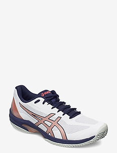 COURT SPEED FF CLAY - tennisschoenen - white/rose gold