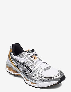 GEL-KAYANO 14 - laag sneakers - white/pure gold