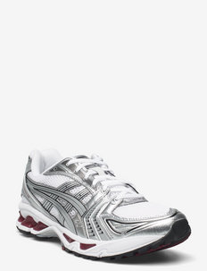 GEL-KAYANO 14 - baskets basses - white/pure silver