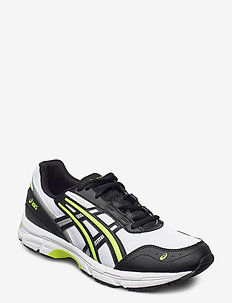 GEL-ESCALATE - low tops - white/lime zest