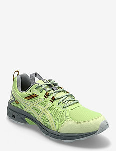HN1-S GEL-VENTURE 7 - low tops - lime green/huddle yellow
