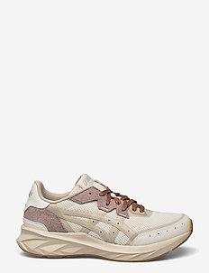TARTHER BLAST - laag sneakers - cream/putty