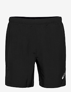 SILVER 7IN SHORT - spodenki treningowe - performance black
