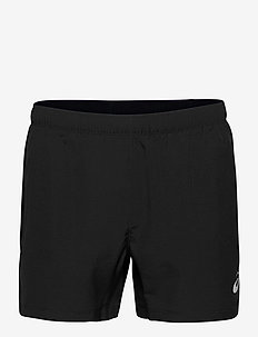 SILVER 5IN SHORT - training shorts - performance black