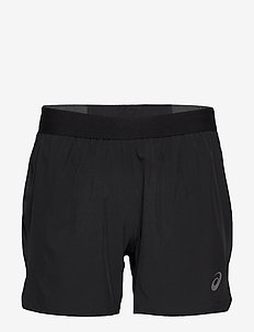 ROAD 5IN SHORT - training shorts - performance black