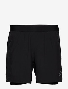 ROAD 2-N-1 7IN SHORT - PERFORMANCE BLACK