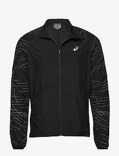 NIGHT TRACK JACKET - training jackets - night track black