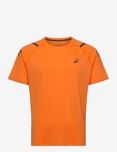 ICON SS TOP - topy sportowe - orange pop