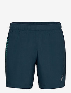 ICON 7IN SHORT - training shorts - magnetic blue/techno cyan