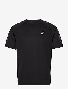 ICON SS TOP - t-shirts - performance black/carrier grey