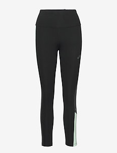 TOKYO HIGHWAIST TIGHT - löpnings- och träningstights - performance black/mint tint