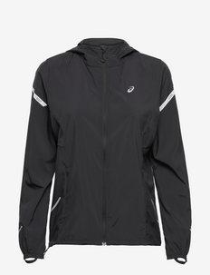 LITE-SHOW JACKET - training jackets - performance black