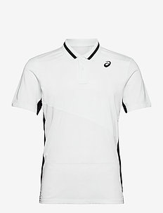 CLUB M POLO SHIRT - kortærmede - brilliant white
