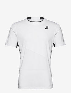 CLUB M SS TEE - topy sportowe - brilliant white