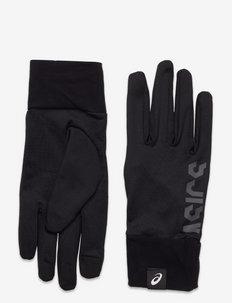 BASIC GLOVES - accessories - performance black