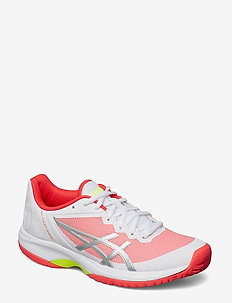 GEL-COURT SPEED - training shoes - white/laser pink