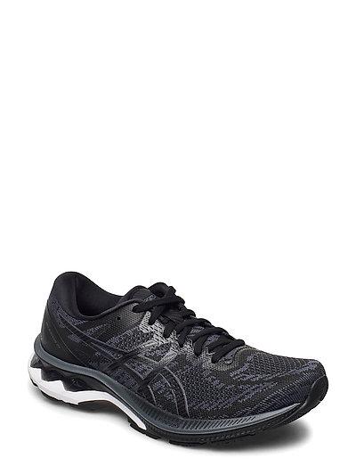 Gel-Kayano 27 Mk Shoes Sport Shoes Running Shoes Schwarz ASICS