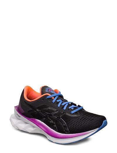 Novablast Shoes Sport Shoes Running Shoes Schwarz ASICS