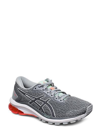 Gt-1000 9 Shoes Sport Shoes Running Shoes Grau ASICS