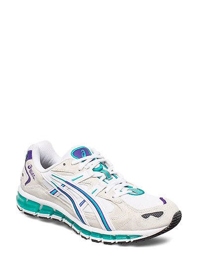 Gel-Kayano 5 360 Niedrige Sneaker Weiß ASICS
