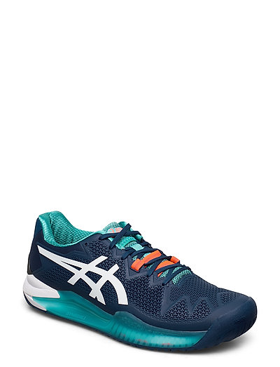 Gel-Resolution 8 Shoes Sport Shoes Training Shoes- Golf/tennis/fitness Blau ASICS | ASICS SALE