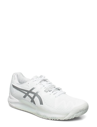 Gel-Resolution 8 Shoes Sport Shoes Training Shoes- Golf/tennis/fitness Weiß ASICS