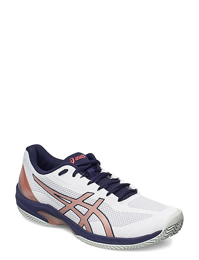 Court Speed Ff Clay Shoes Sport Shoes Training Shoes- Golf/tennis/fitness Weiß ASICS