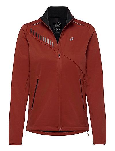 Lite-Show Winter Jacket Outerwear Jackets Utility Jackets Orange ASICS