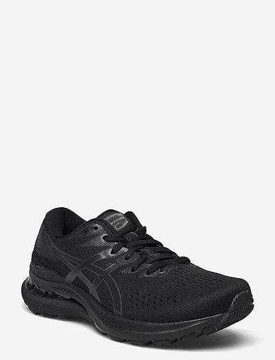 GEL-KAYANO 28 - running shoes - black/graphite grey
