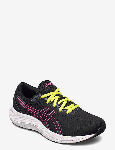 GEL-EXCITE 8 GS - running shoes - black/hot pink