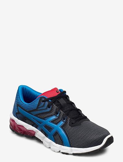 GEL-QUANTUM 90 2 GS - running shoes - carrier grey/directoire blue