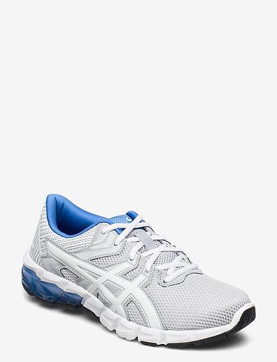 GEL-QUANTUM 90 2 GS - running shoes - piedmont grey/white