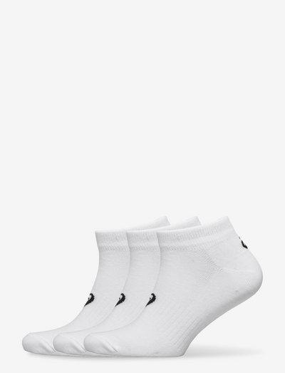 3PPK PED - ankle socks - white