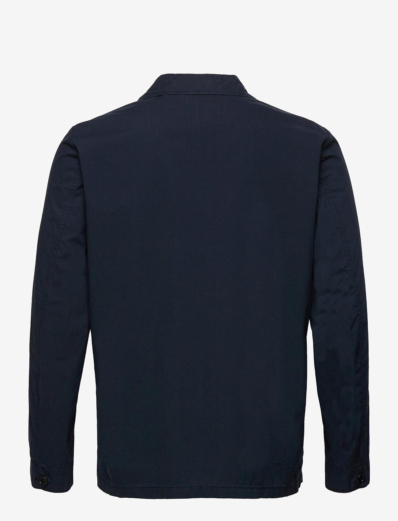 Aspesi - GIACCA RI - PIJI - single breasted blazers - navy - 1