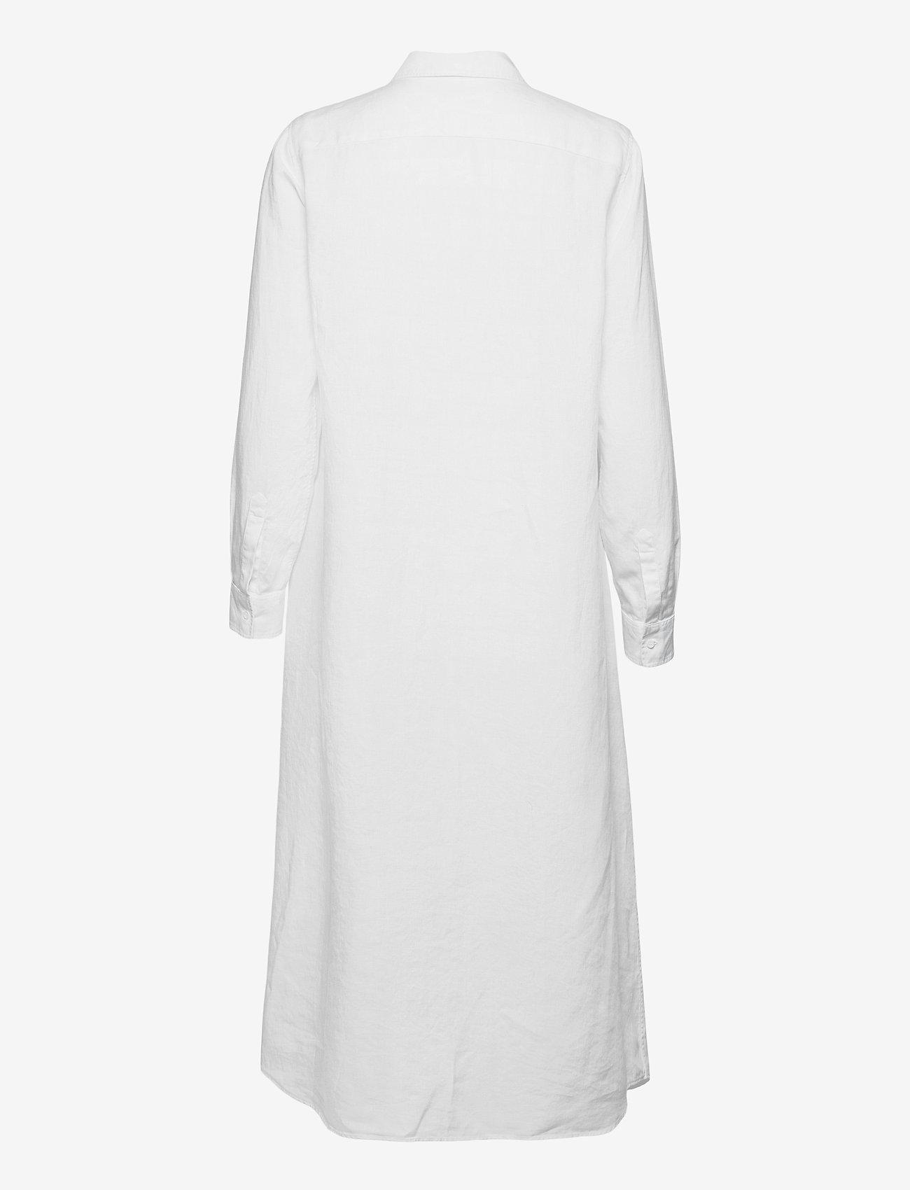 Aspesi - ABITO MOD.H603 - maxi dresses - bianco - 1