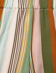 Aspesi - PANTALONE MOD.0112 - bukser med brede ben - multi righe - 3