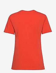 Aspesi - T-SHIRT MOD.Z035 - t-shirts - vermiglione - 1