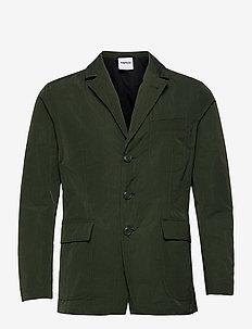 GIACCA SAMU - single breasted blazers - verde