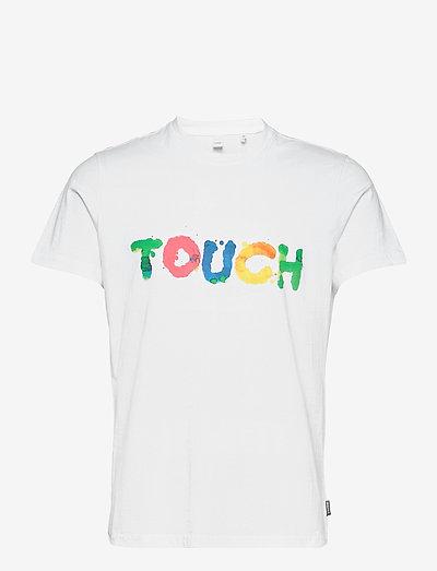 T-SHIRT TOUCH - t-shirts - bianco