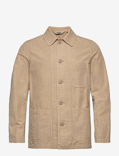 GIACCA TADAO SUMMER - clothing - beige