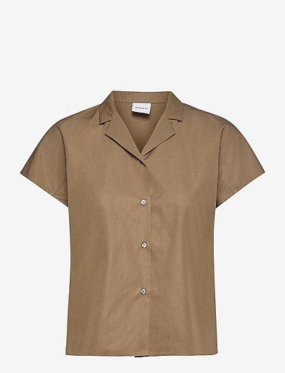 CAMICIA MOD.H718 - kortærmede skjorter - militare